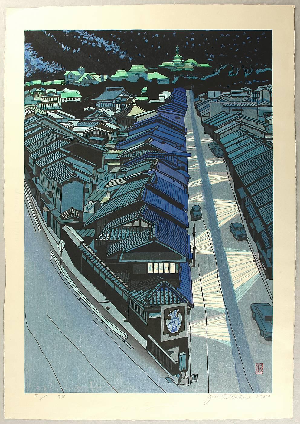 Junichiro Sekino Night in Tokyo