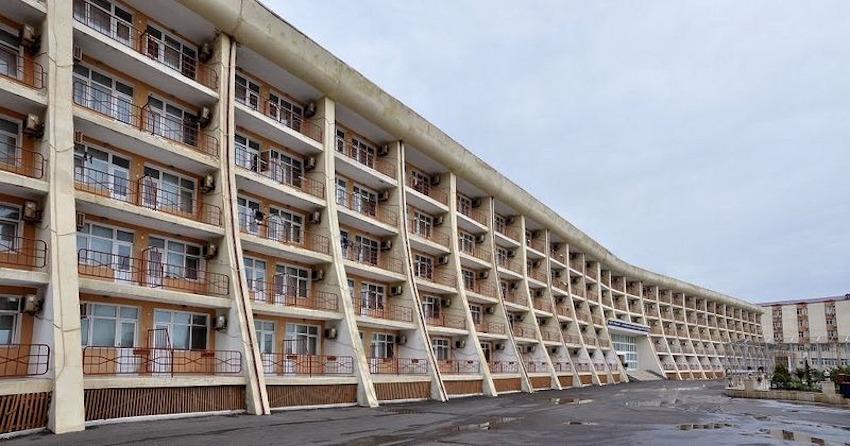 Neft Dashlari Neft Daşları Hotel