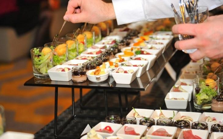 Buffet - Speisekarte - Hochzeiten - Eventplanung