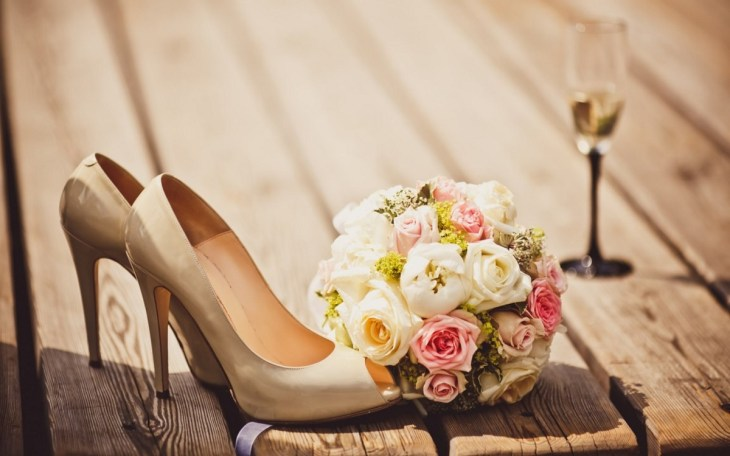 Brautstrauß - Braut - Hochzeit