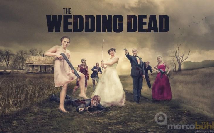 THE WEDDING DEAD - zum Vergrößern bitte anklicken!