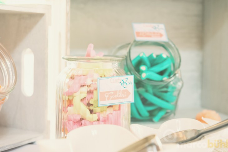 Die Candy Bar im Detail