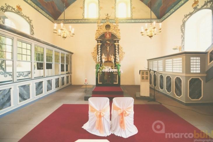 Kirche Hochzeit Waake