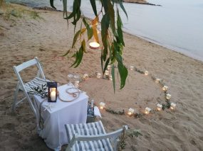 Heiratsantrag Arrangement Planung Kreta Crete Wedding Proposal planning