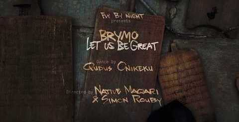 Brymo - Let Us Be Great
