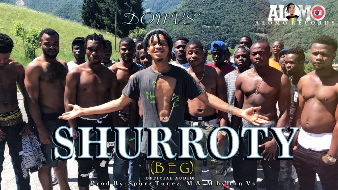 MUSIC: Don Vs - Shurroty (Beg)
