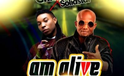 Chriswiner – Am Alive Ft. Solidstar