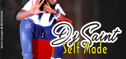 Dj Saint Self Made