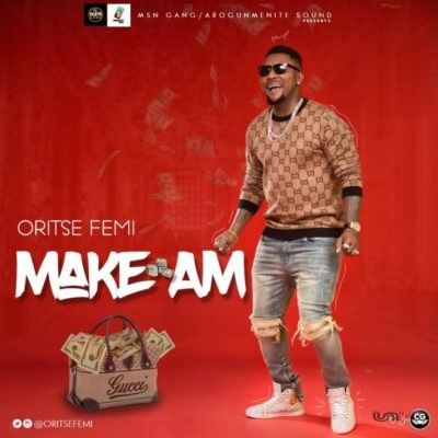 Oritse Femi Make Am