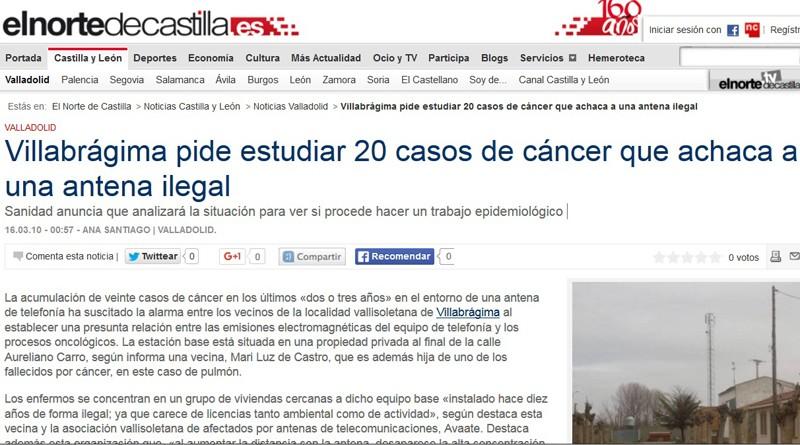 elnortedecastilla_villabragima