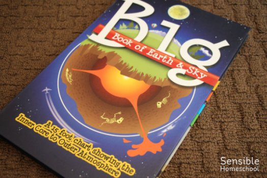 AIG Big Book of Earth & Sky homeschool science resource