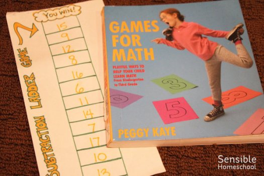 Games for Math book by Peggy Kaye