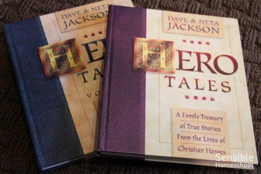 Hero Tales books by Dave & Neta Jackson