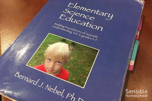 Building Foundations of Scientific Understanding Vol. II by Dr. Nebel - homeschool science curriculum
