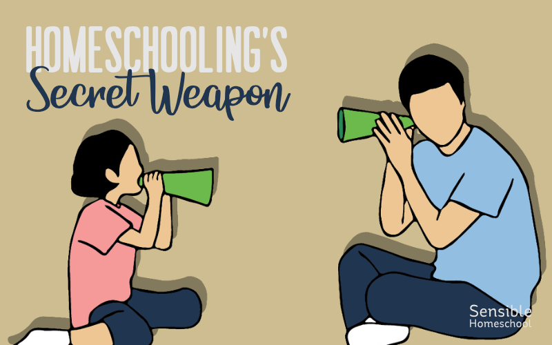 Homeschooling's Secret Weapon