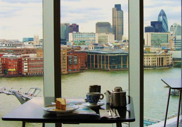 tea room Londra