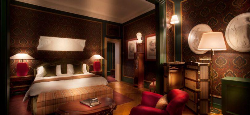 Grand Hotel Gardone Junior Suite D'Annunzio