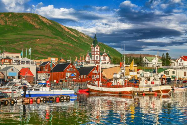 Islanda Husavik_