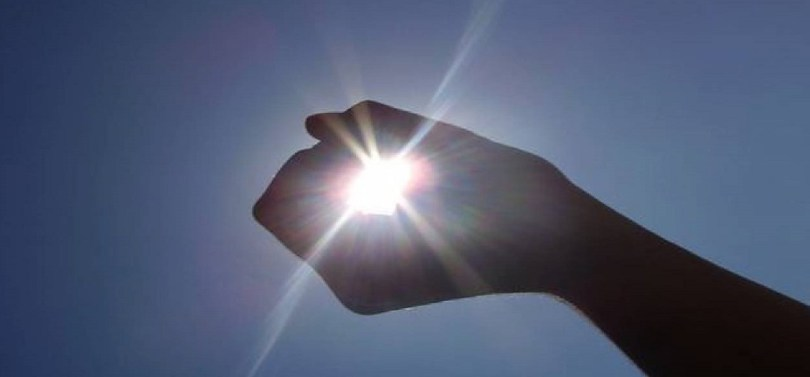 La luce che cura