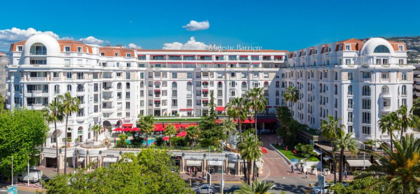Cannes Majestic Barriere