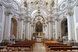 Noto_Interno_Chiesa_Santa_Chiara_Siracusa