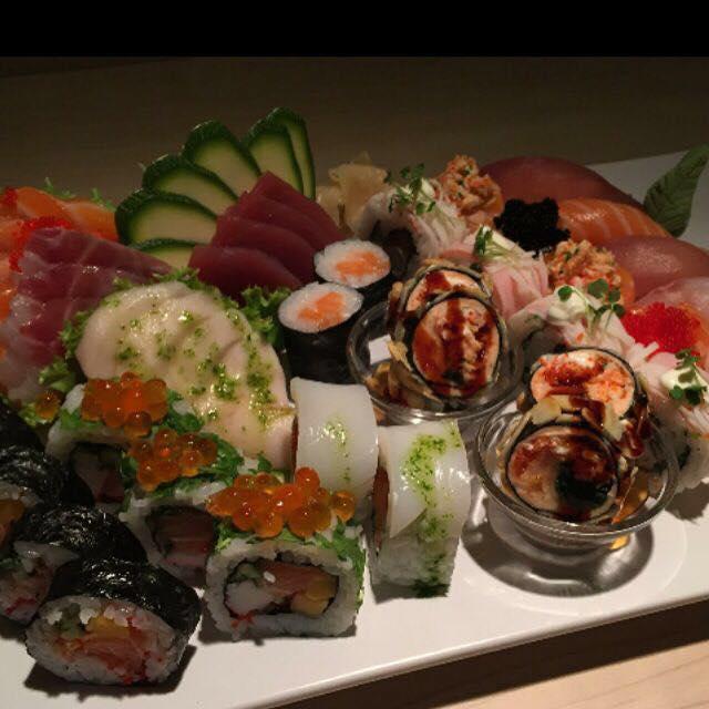 Y-Not Sushi