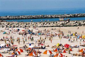 Scheveningen spiaggia