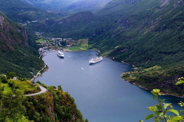 Geiranger - crociere Norvegia