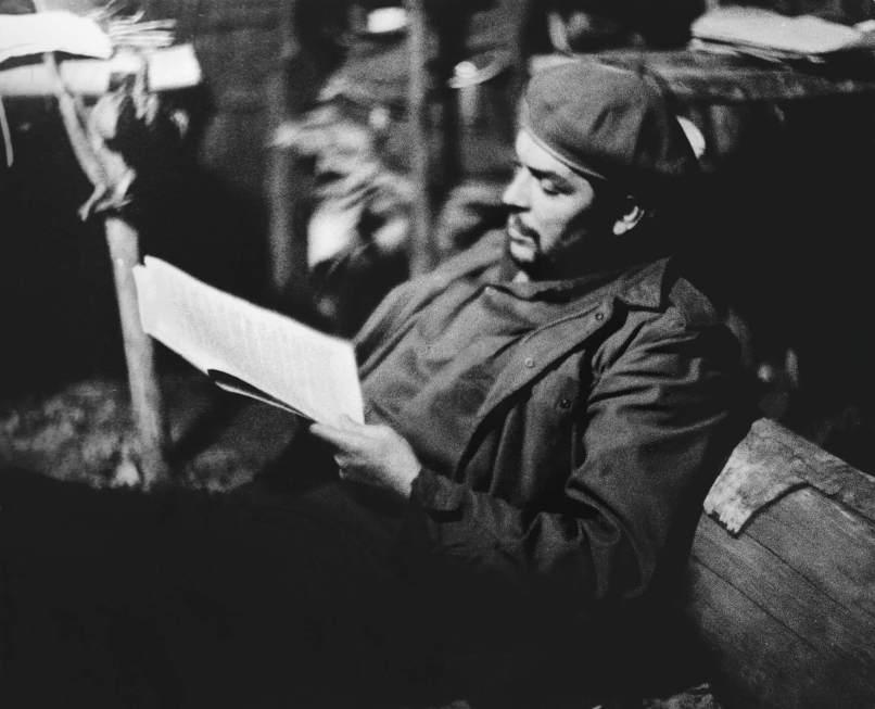 26_Che Guevara in Congo 1965©Centro de Estudios Che Guevara