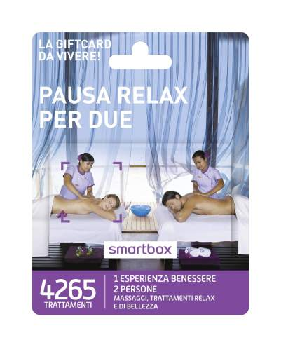 Smartbox Pausa relax