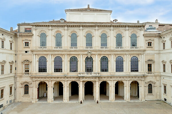 Arcimoldo-Palazzo Barberini