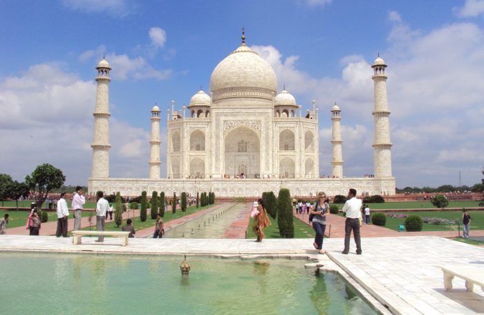 Rajasthan-Taj Mahal
