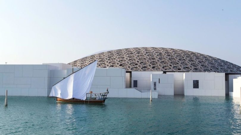 Louvre Abu Dhabi - sensidelviaggio