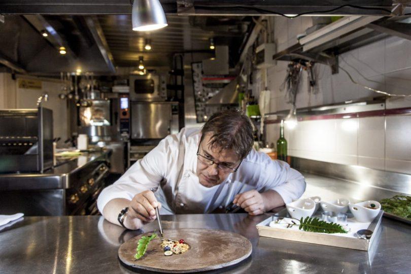 Alessandro Gilmozzi-Fish & Chef