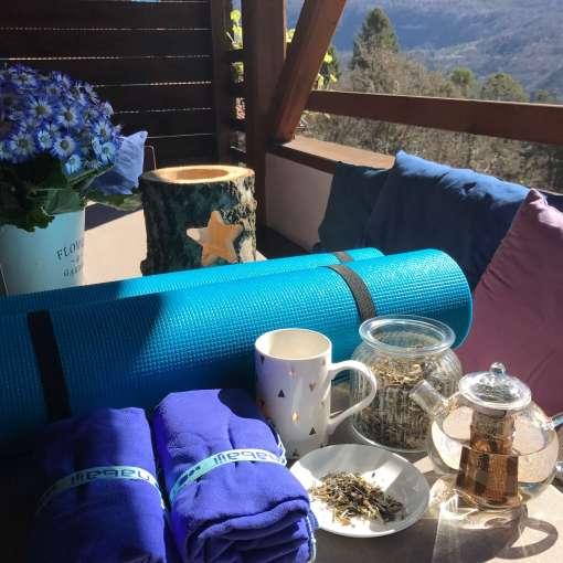 Paccheeti Yoga Maso Azzurro