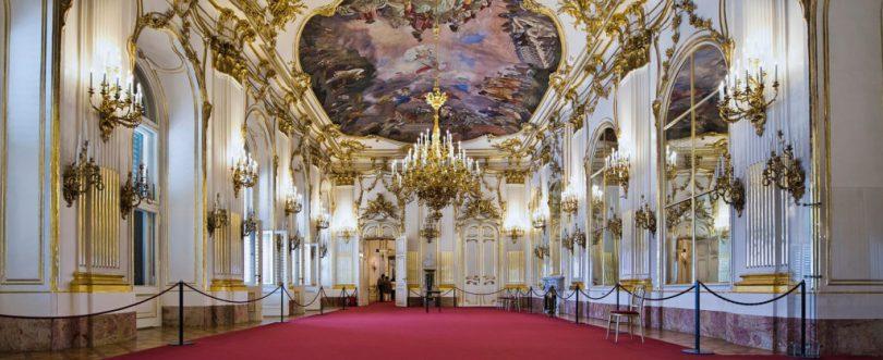 Sissi- Vienna- imperiale- Schloss Schönbrunn.