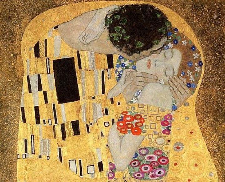 Il bacio- G. Klimt