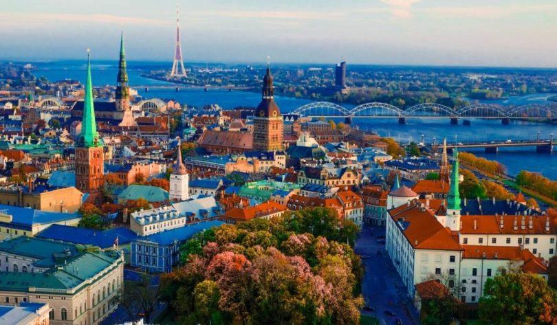Riga-Lettonia-