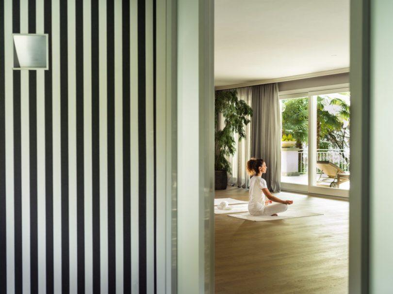 Villa Eden -Merano-Yoga