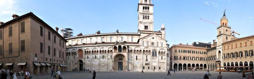 Modena-Piazza Grande