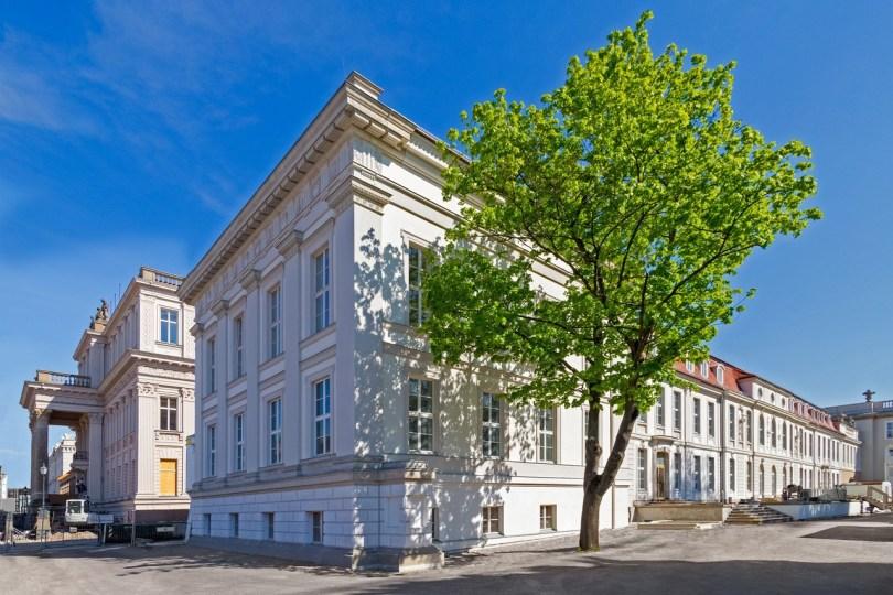 Berlino- Palais Populaire.