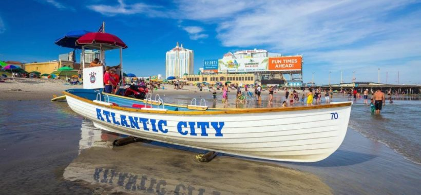 Atlantic City-Bruce Springsteen