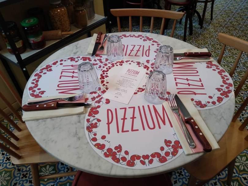 Pizzium- Via Anfossi -Milano