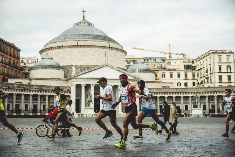 Napoli-Hotel Romeo- Half City Marathon