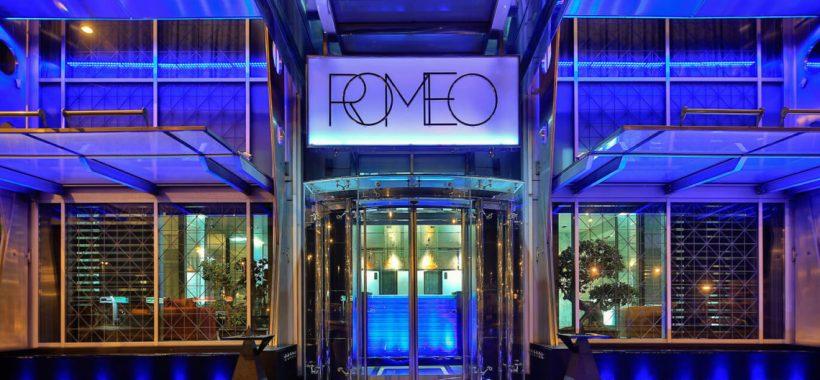 romeo Hotel- Napoli
