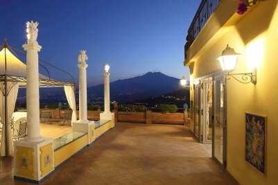 Hotel Villa Angela-Taormina