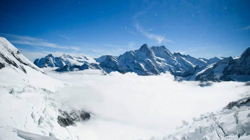 Depeche Mode- Alpi Svizzere