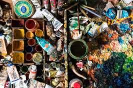 BUONGIORNO CERAMICA - Tavolo di lavoro-Colori