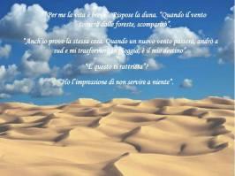 Per+me+la+vita+è+breve+_+Rispose+la+duna
