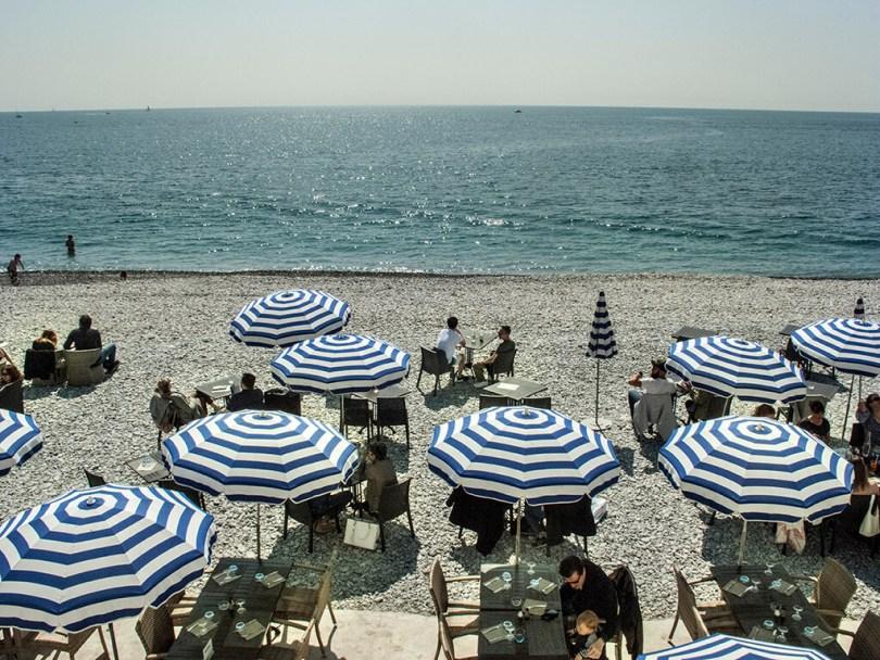 Nizza-spiaggia-foto Giovanna Dal Magro